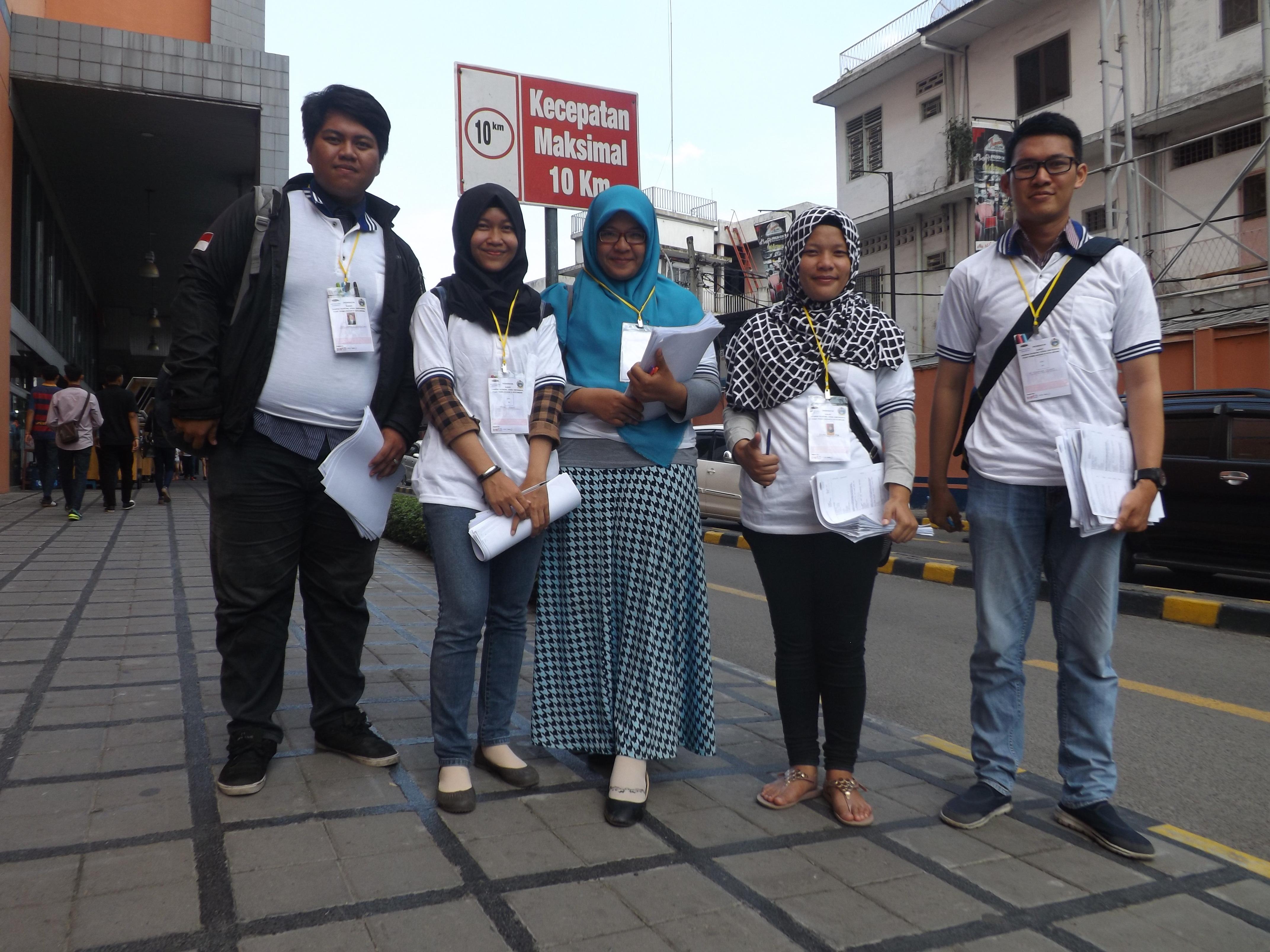 Survei Dampak Pusat Perbelanjaan di Kota Medan