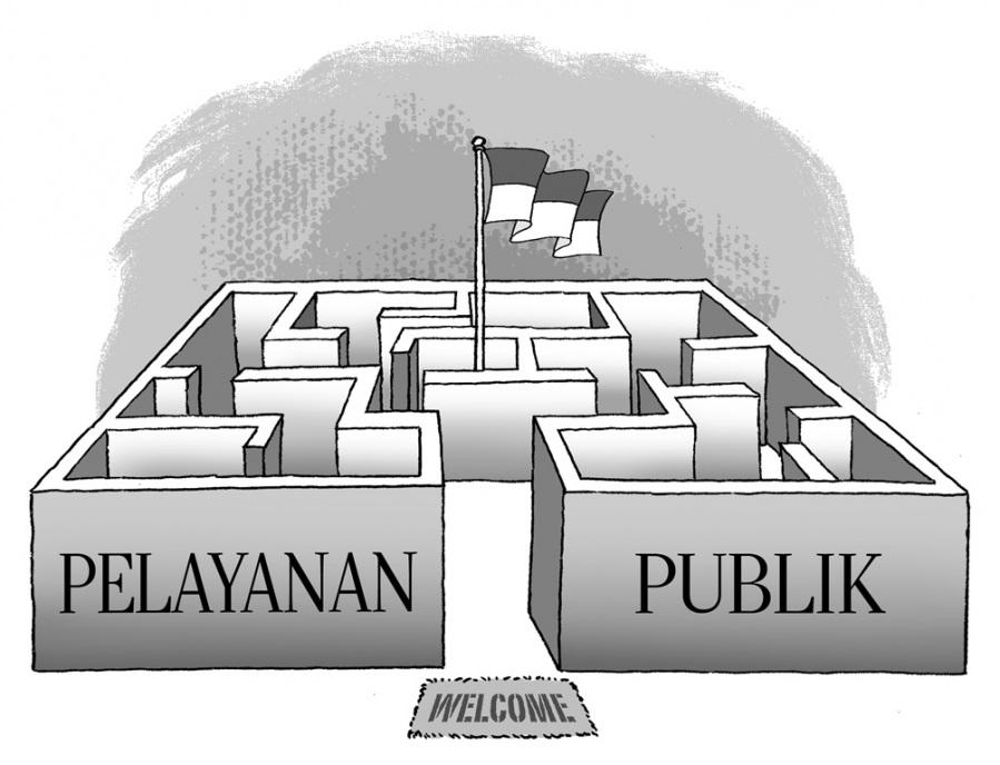 Pelayanan Publik di Sumut Masih Buruk