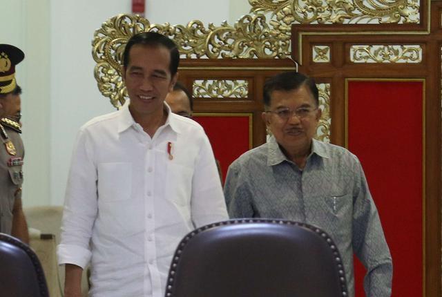 Jokowi: Bersihkan SD hingga Perguruan Tinggi dari Ideologi Terorisme
