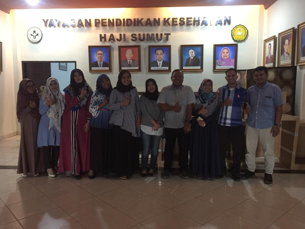 Workshop Akreditasi Program Studi Sarjana di STIKes Nurliana Nasution Medan