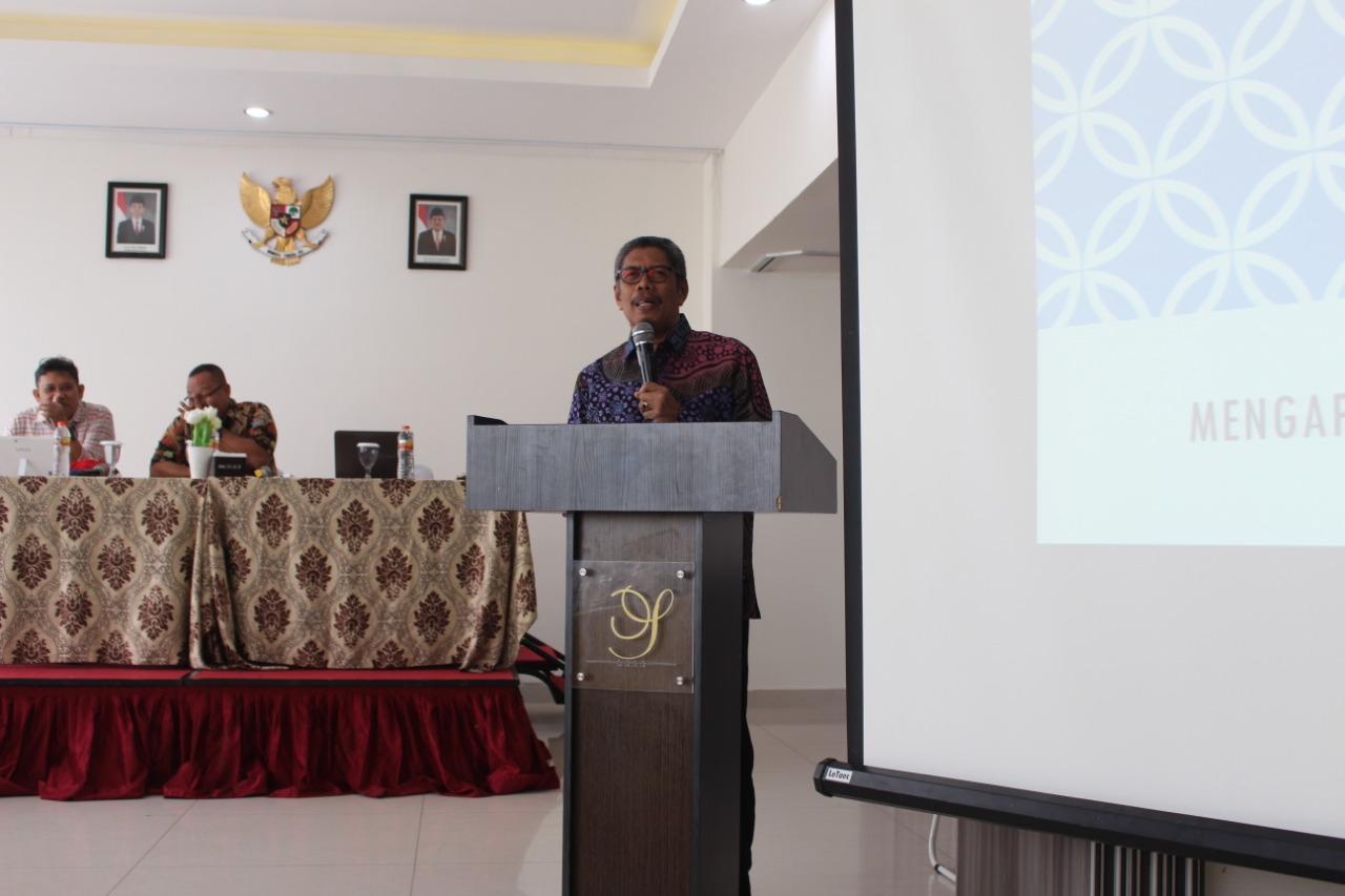 Larispa Kerjasama Dengan Asosiasi Dosen Akuntansi (ADA ) Indonesia mengadakan Workshop Penjaminan Mutu Internal Dalam Mewujudkan Perguruan Tinggi Unggul