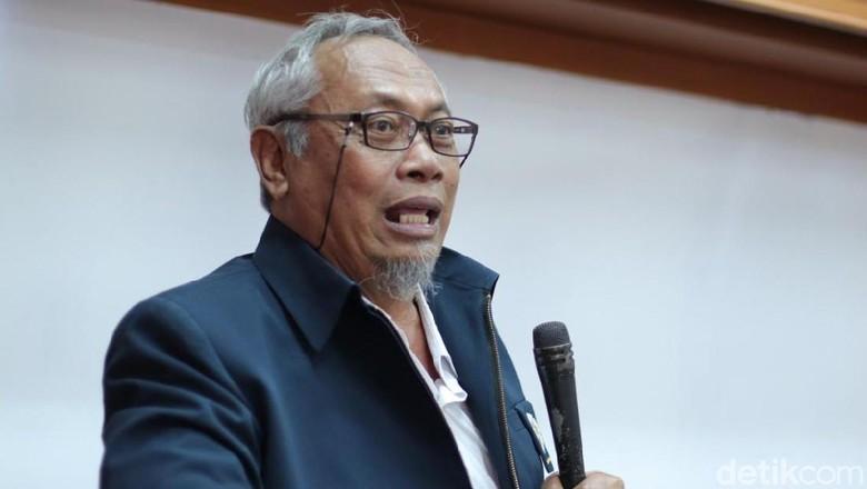 Ketua Dewan Guru Besar Universitas Gadjah Mada (UGM) Tolak Impor Rektor Asing