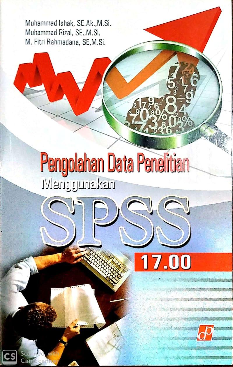 Buku Pengolahan Data Penelitian Menggunakan SPSS 17.00