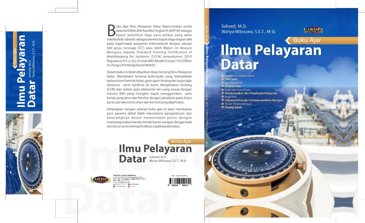 Buku Ajar Ilmu Pelayaran Datar