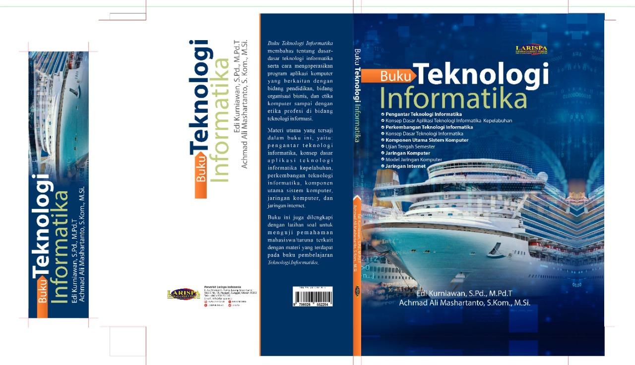 Buku Teknologi Informatika