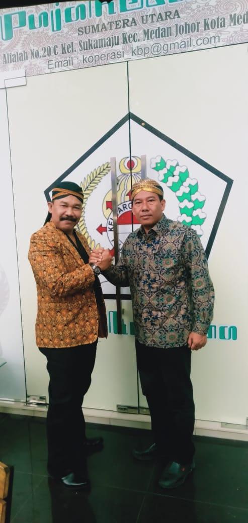 Ketua Pujakesuma  siap memenangkan Bobby Nasution menjadi Walikota