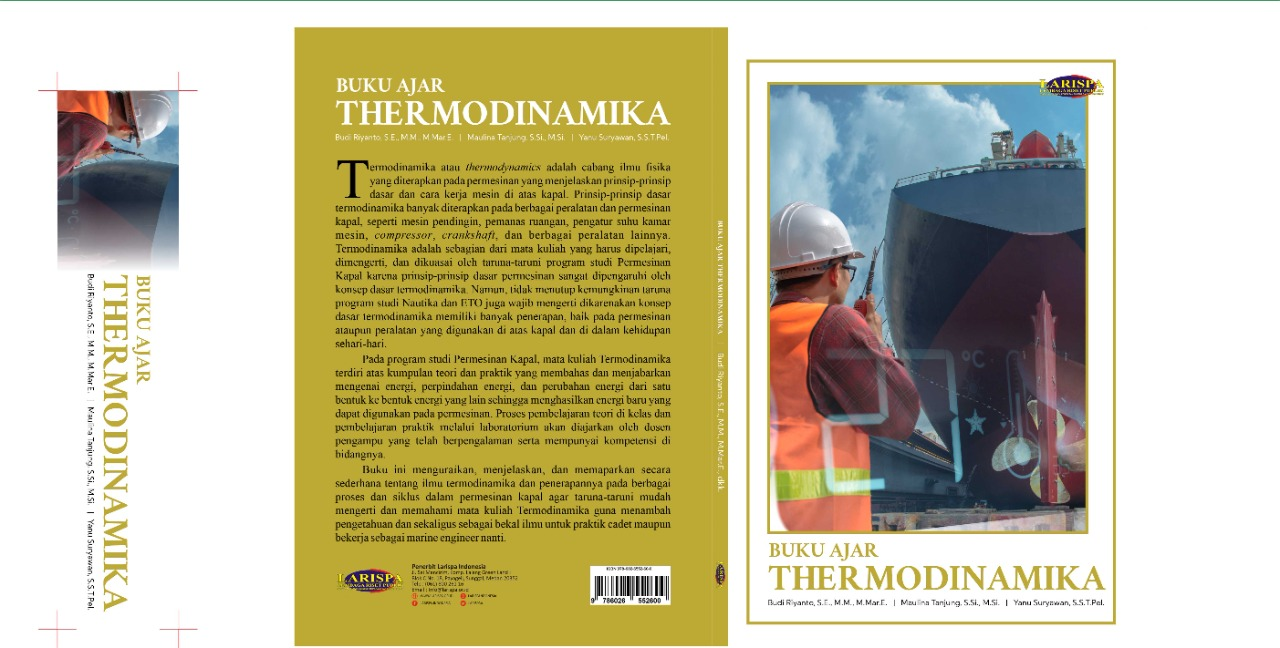Buku Ajar Termodinamika