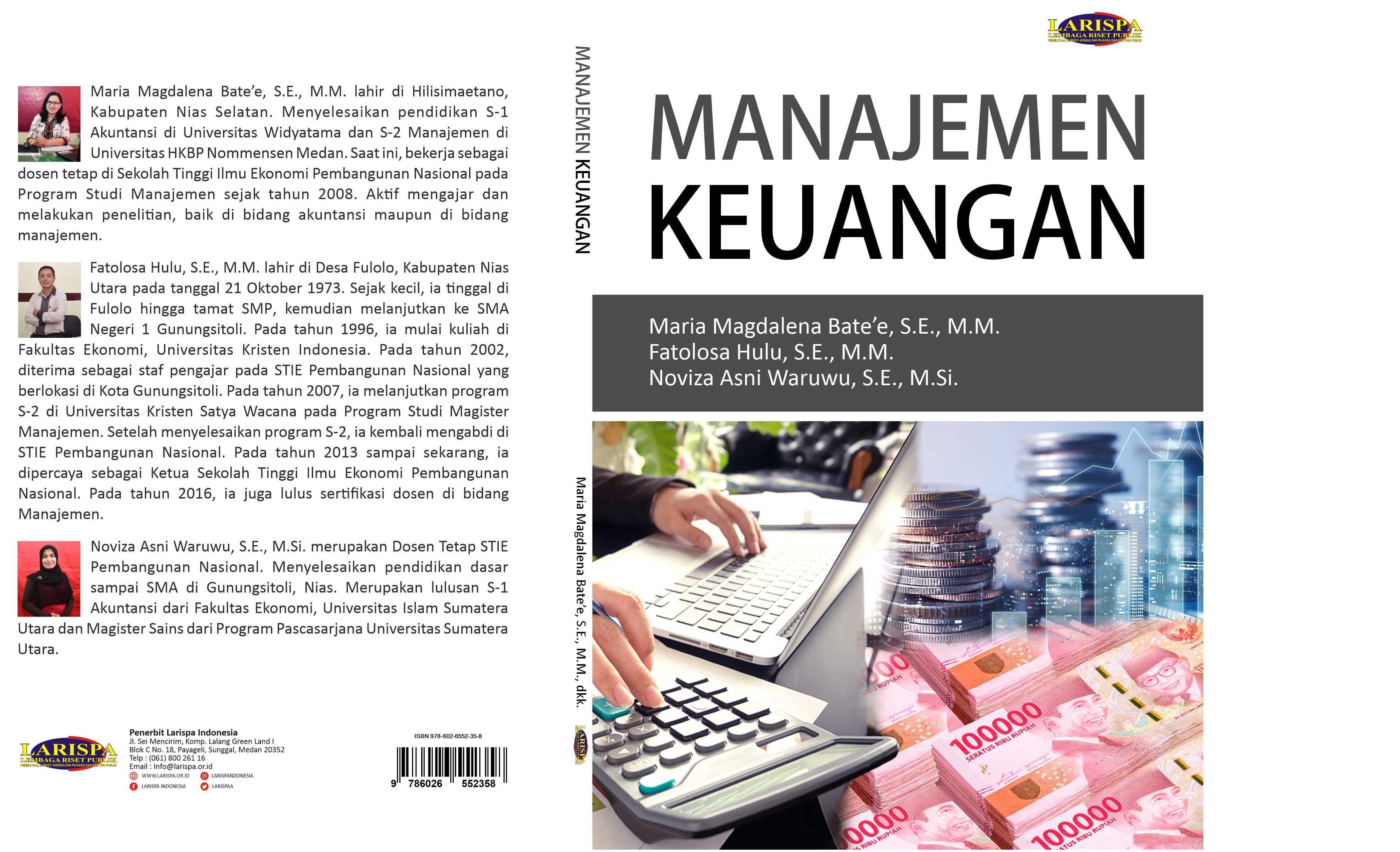 Manajamen Keuangan