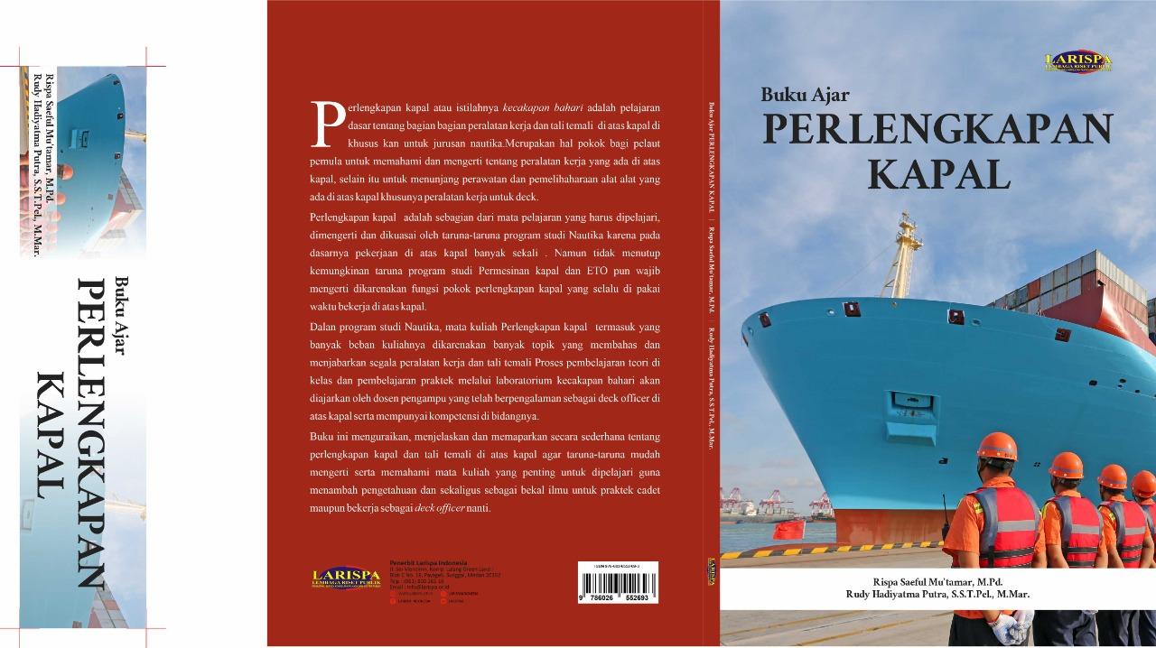 Buku Ajar Perlengkapan Kapal